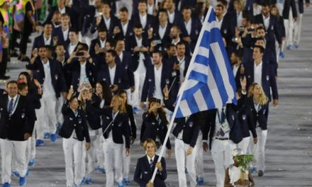 Greece wins six Olympic medals in Rio de Janeiro, three are gold
