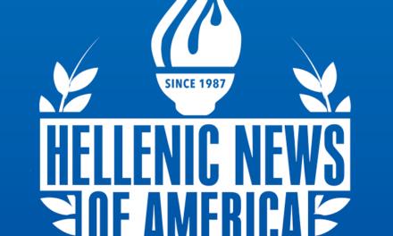 European Art Center Congratulates the Hellenic News of America on its 29th Anniversary