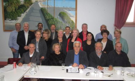 "Dodecanese Federation of Australia: We congratulate our ""Hellenic Cousins"""
