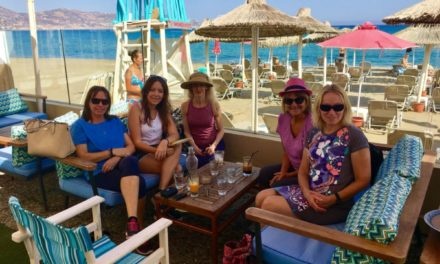 If I had to sum up why I've returned to Crete three times it would be…