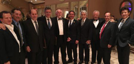 Mr. Korologos, Mr. Dosis, Dr. Stefanos Foussas, Dr. Konstadinos Plestis, Paul Kotrotsios, Mr. Marafatsos, Mr. Rizakos and Mr. Stavlas