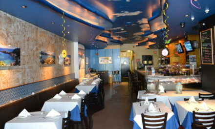 Neraki in Huntington nominated for 2017 'Best Greek Restaurant'