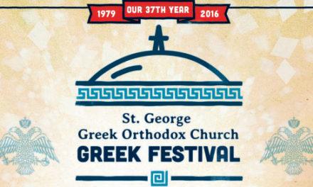 A Taste of Greece at St. George GOC in Media, PA, Happening this WEEKEND!