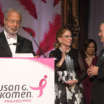 Main Line Health and Thomas Frazier, MD, Honored by Susan G. Komen Foundation