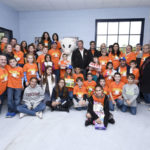 NATIONAL MAKE A DIFFERENCE WITH LOUKOUMI DAY UNITES OVER 50,000 CHILDREN TO DO GOOD DEEDS