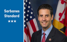 Congressman John Sarbanes (D-MD), Congratulates the Hellenic News of America on its 29th Anniversary