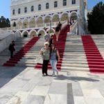 On the Road in Greece: Visiting Tinos Island
