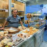 On the Road in Greece: Shopping and Dining in Tinos