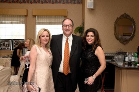 Demi and Basil Kollias with Aphrodite