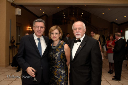 Dr. Konstadinos Plestis, Dr. Maria Vogiatzi Plestis and Paul Kotrotsios