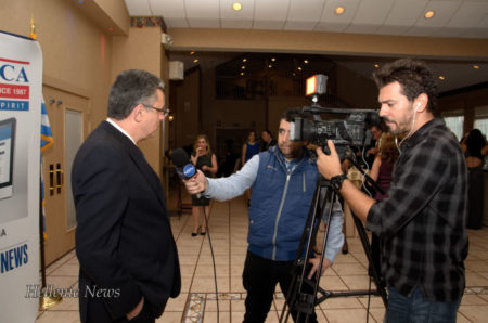 Dr. Konstadinos Plestis with New Greek TV, NGTV