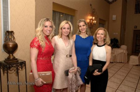 Alexia Tsikouras, Demi Kollias, Effie Halakos and Giovanna