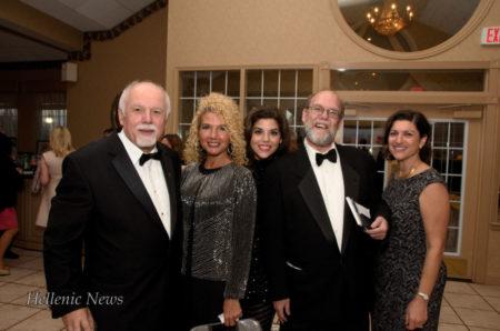 Paul Kotrotsios, Dr. Emily Spireas, Aphrodite Kotrotsios, David Bjorkin, and Dr. Roxanne Hionis