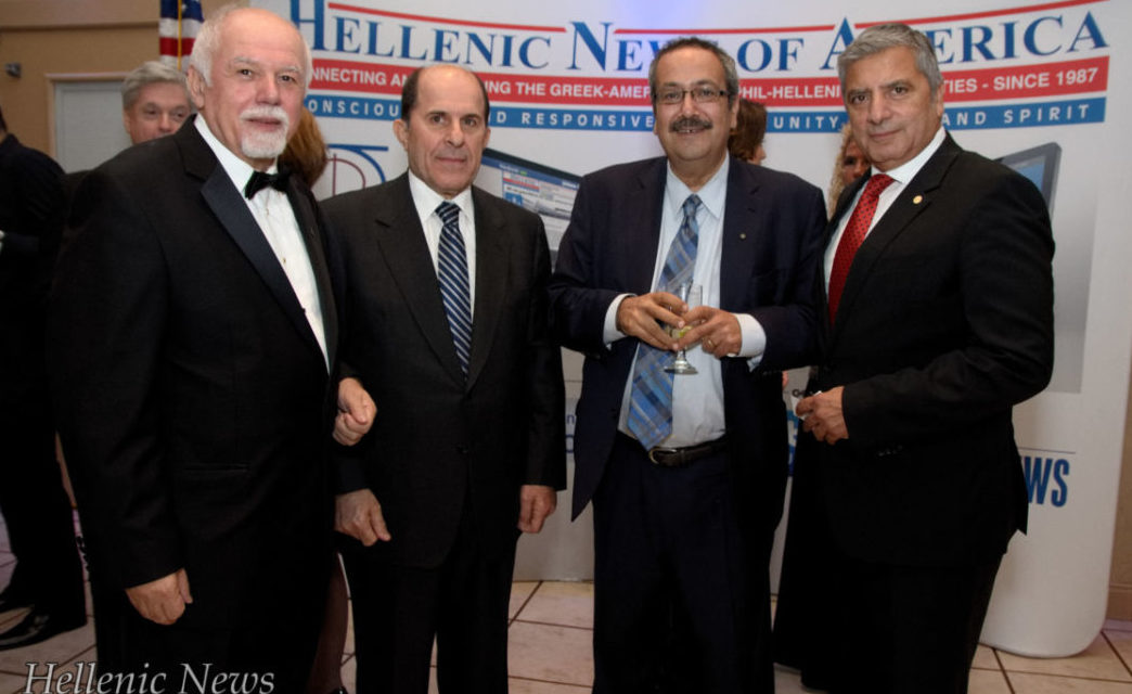 Greek American Community Celebrates Newspaper That Brings Them Together