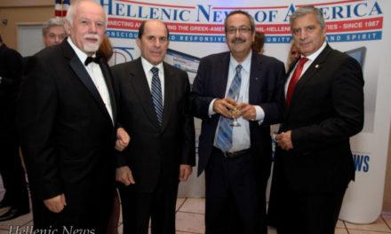 Greek American Community Celebrates Newspaper That Brings Them Together