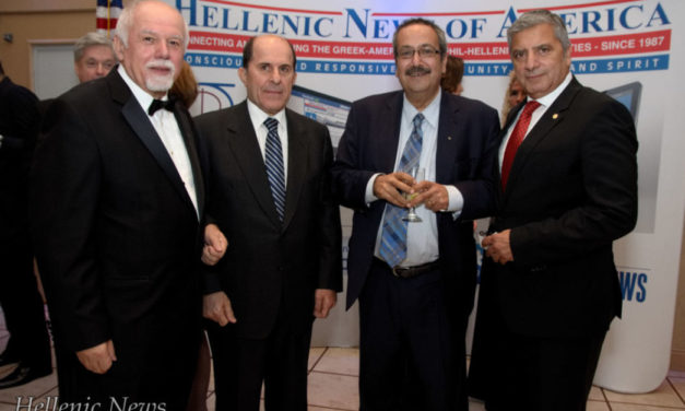 PHOTO GALLERY: 29TH ANNIVERSARY OF THE HELLENIC NEWS OF AMERICA