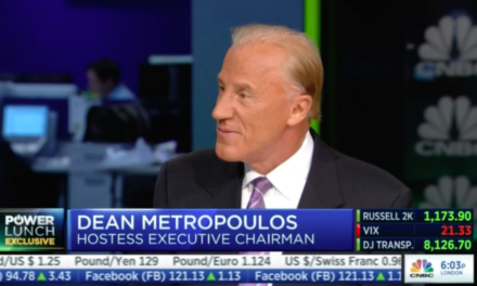 Hostess Turn Around King, Dean Metropoulos featured on CNBC's PowerLunch