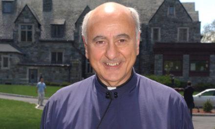 Please vote daily for Father Costas Sitaras for the OCN Hero Award!