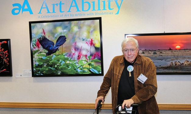 Kick-Off to Bryn Mawr Rehab Hospital's 21st Annual Art Ability a Success