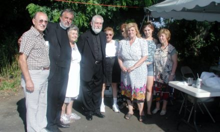 The Passing of a Dynamic Priest from Astoria, New York