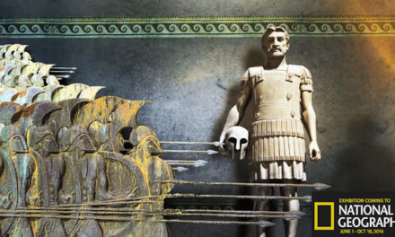 Εξαιρετική σύνθεση του N.G. με τον Έλληνα Φίλιππο Β΄, πατέρα του Μ. Αλεξάνδρου    ΣΤΡΟΦΗ 180 ΜΟΙΡΩΝ From the NATIONAL GEOGRAPHIC