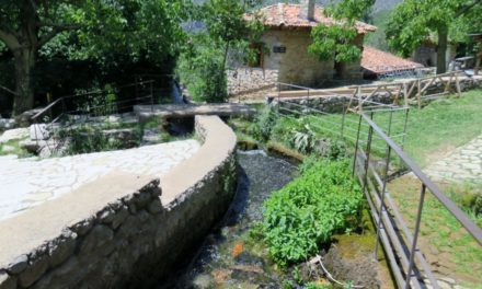 On The Road in Greece: The Open Air Water Power Museum  By Catherine Tsounis, Special to the Hellenic News of America