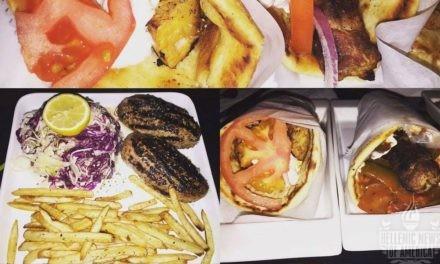 Kalamaki wins 'Best Greek Restaurant' in 2017 'Best of Queens'