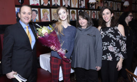 LOUKOUMI ON BROADWAY with Elena Kampouris