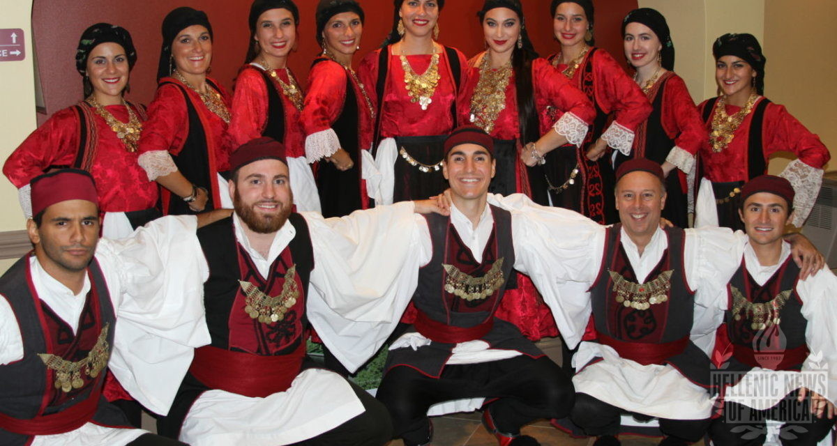 Hellenic Dancers of NJ 45th Anniversary Taverna Night!