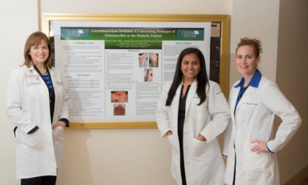 DCMH Physicians Receive National Award for Groundbreaking Research