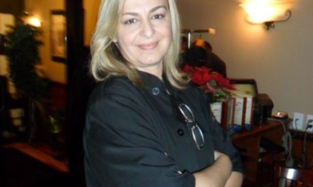 Maria Petridis crowned 'Chopped' Champion on Food Network show