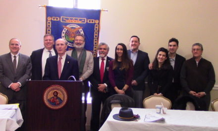 New Rochelle, AHEPA Chapter hosts Career Day