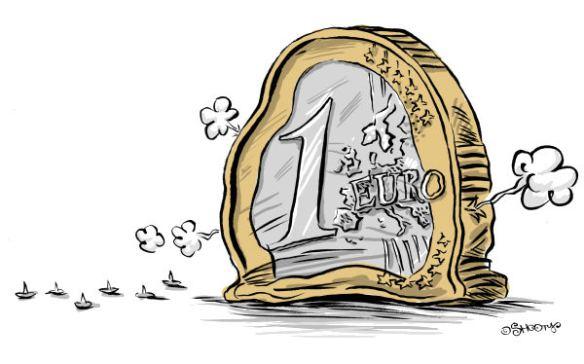 Η αντίσταση στην ευρω-κατοχή