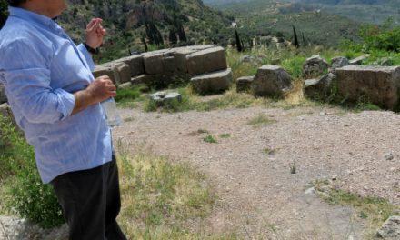 On the Road in Greece: Greek Colonies Legacy in Delphi