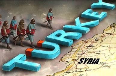 Η ασπίδα του Ευφράτη  Η Συριακή πόλη al-Bab, οι οίκοι αξιολόγησης, οι 8 Τούρκοι στρατιωτικοί που κατέφυγαν στην Ελλάδα  και ο Κύπριος μουσουλμάνος Σενέρ Λεβέντ