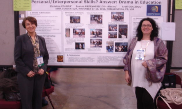 """American Speech-Language and Hearing Association (ASHA) held its annual convention """"Everyday Leadership; Leadership every day"""""""