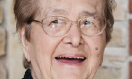 Christina Vasiliou, 94 has passed away peacefully