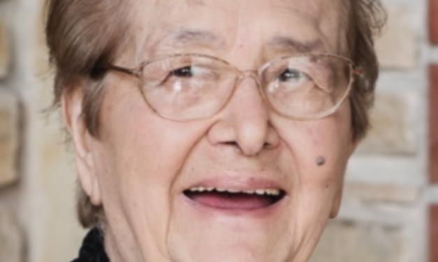 Christina Vasiliou, 94 has passed away peacefully