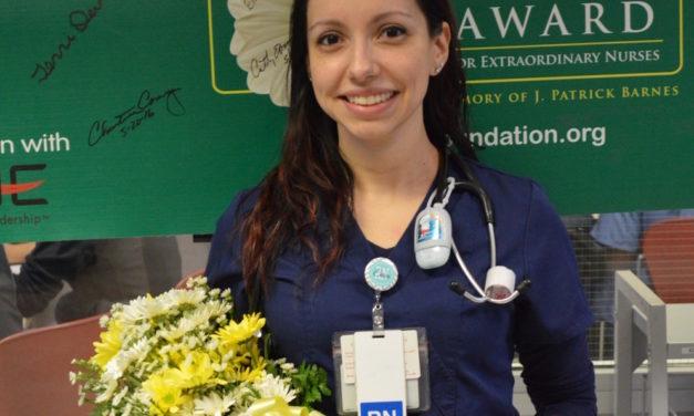 Crozer-Keystone Recognizes Erica Marsilii as a DAISY Award Recipient