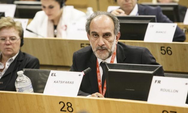Στις Βρυξέλλες ο Απ. Κατσιφάρας για την 122η Ολομέλειας της Ευρωπαϊκής Επιτροπή των Περιφερειών