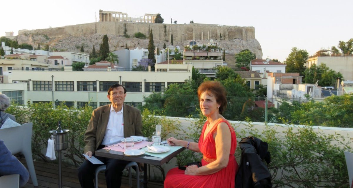 On the Road in Greece: Two Acropolis Hotels in Strategic Locations