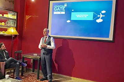 The Digital Gate :  Airport Innovation Challenge – Transforming the Airport Environment
