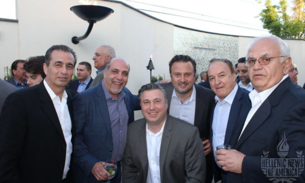 The 6th Annual AHEPA Cigar Night at the Grand Marquis was a Huge Success!
