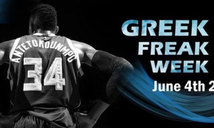 Giannis Antetokounmpo and his family to be honored at the 30thAnniversary of Cosmos FM 91.5