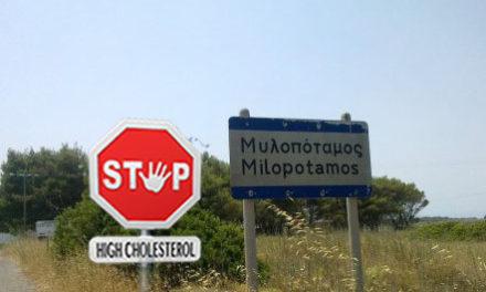 Μυλοπόταμος Ρεθύμνου: Γιατί στα χωριά του έχει… χαθεί η χοληστερίνη!