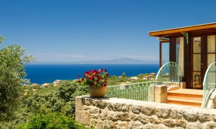 A Walk through Paradise    In Mystical, Magical Mani  By Aurelia, Special to the Hellenic News of America