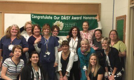 Crozer-Keystone Recognizes Mary Nunes as a DAISY Award Recipient
