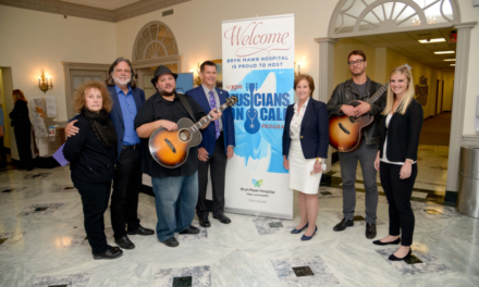WXPN Musicians On Call Program Brings the Healing Power of Music to Bryn Mawr Hospital Patients