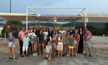 Έληξε με επιτυχία το πρώτο από τα εφετινά προγράμματα φιλοξενίας ομογενών Ελληνοπαίδων της Γενικής Γραμματείας Αποδήμου Ελληνισμού