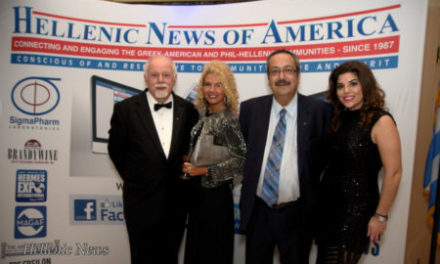 Greek American Philanthropists, Drs. Spiro and Emily Spireas to Chair the 30th Anniversary Dinner of the Hellenic News of America